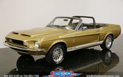 1968 Shelby Mustang Cobra GT350 Convertible
