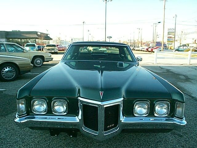 1969 pontiac grand prix sj 428 xf code just sold for. Black Bedroom Furniture Sets. Home Design Ideas