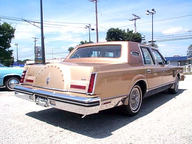 1983 lincoln continental mark vi mark vi sold sold for sale. Black Bedroom Furniture Sets. Home Design Ideas