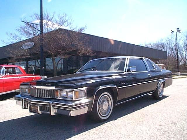 1978 cadillac cp deville sorry just sold vinyl top for. Black Bedroom Furniture Sets. Home Design Ideas