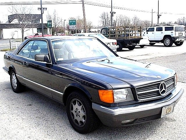 1986 MERCEDES SORRY JUST SOLD!!! S-CLASS