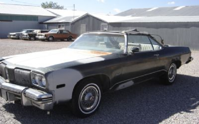 1974 Oldsmobile Royale Convertible Restore OR USE For Parts