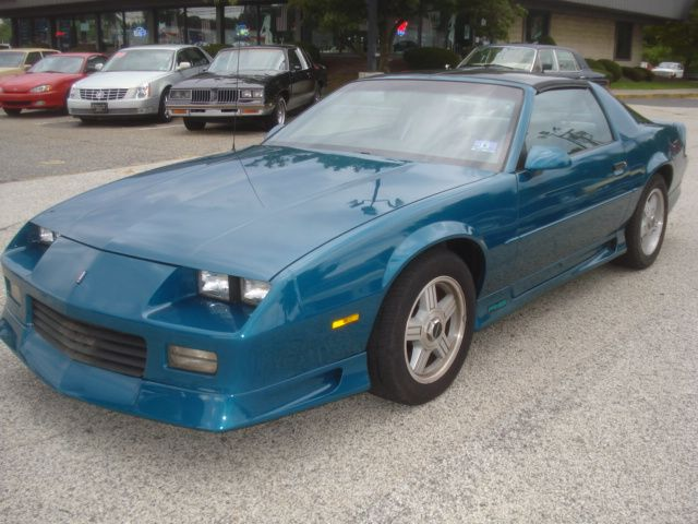 1992 chevrolet camaro rs for sale. Black Bedroom Furniture Sets. Home Design Ideas