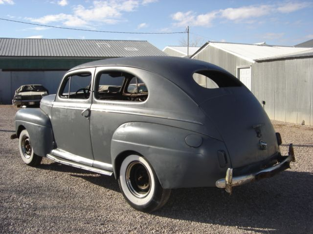1941 ford deluxe 2 door sedan for sale for 1941 ford 4 door