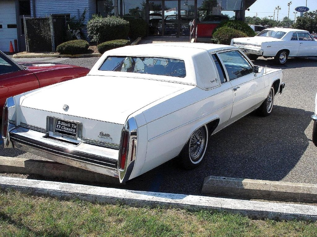 1984 Cadillac Coupe Deville Sorry Just Sold For Sale All Collector 1951 12
