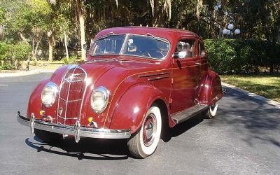 1935 Chrysler Airflow SG Coupe Desoto