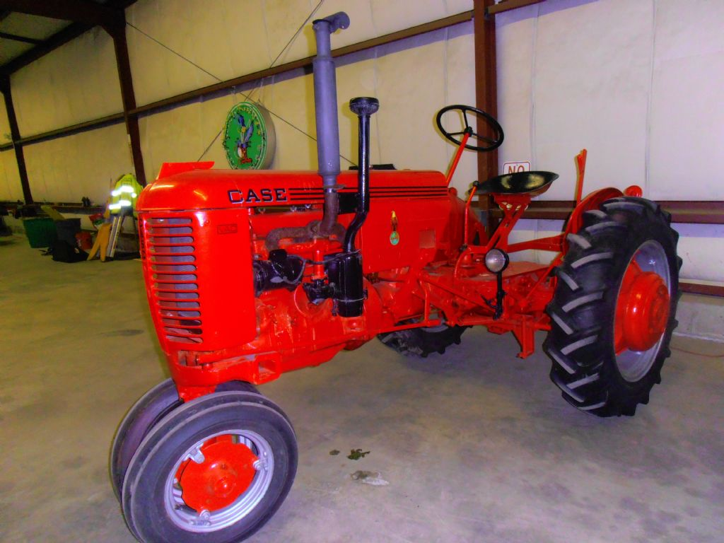 1947 Case Tractor : Case farm tractor for sale autabuy