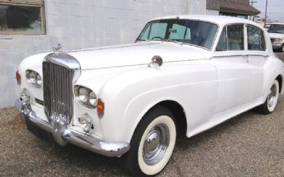 1962 Bentley S III Limousine