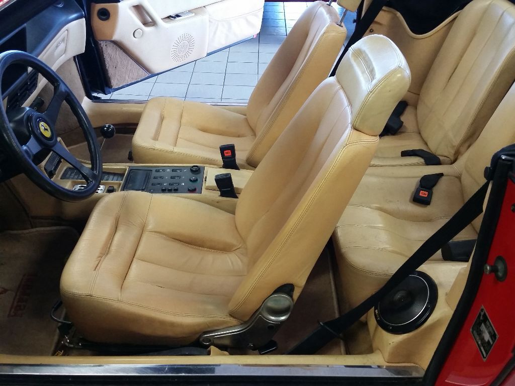 1984 ferrari mondial convertible sorry just sold for sale. Black Bedroom Furniture Sets. Home Design Ideas