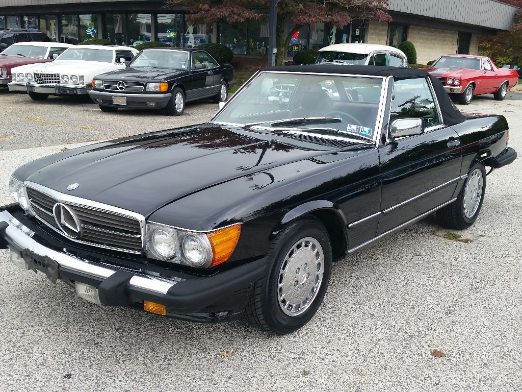 1986 MERCEDES-BENZ SORRY JUST SOLD!!! 560 SL