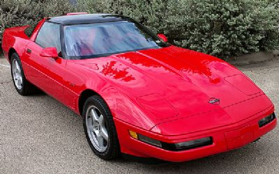 1995 Chevrolet Corvette ZR1