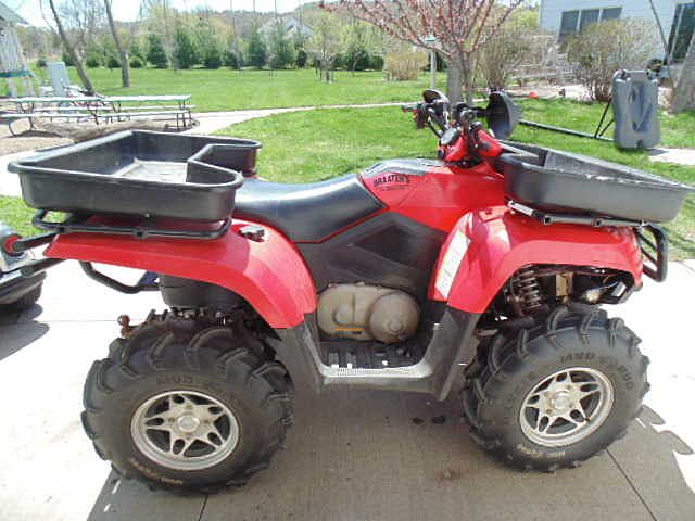 2012 ARCTIC CAT LIMITED