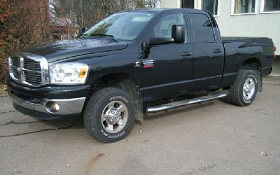 2008 Dodge 2500 Cummins 4X4 Lone Star