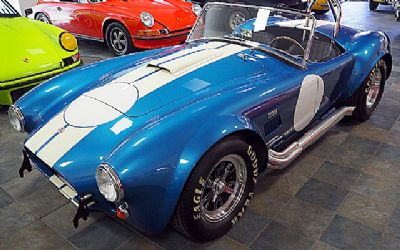 1965 Shelby Cobra CSX Roadster