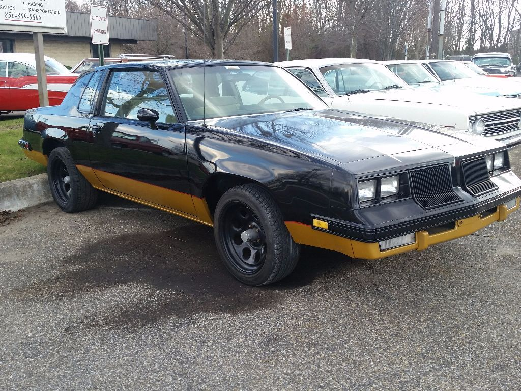 1986 oldsmobile cutlass for sale for 1986 oldsmobile cutlass salon for sale