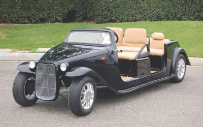 1932 California Roadsters 6 Passenger Limos