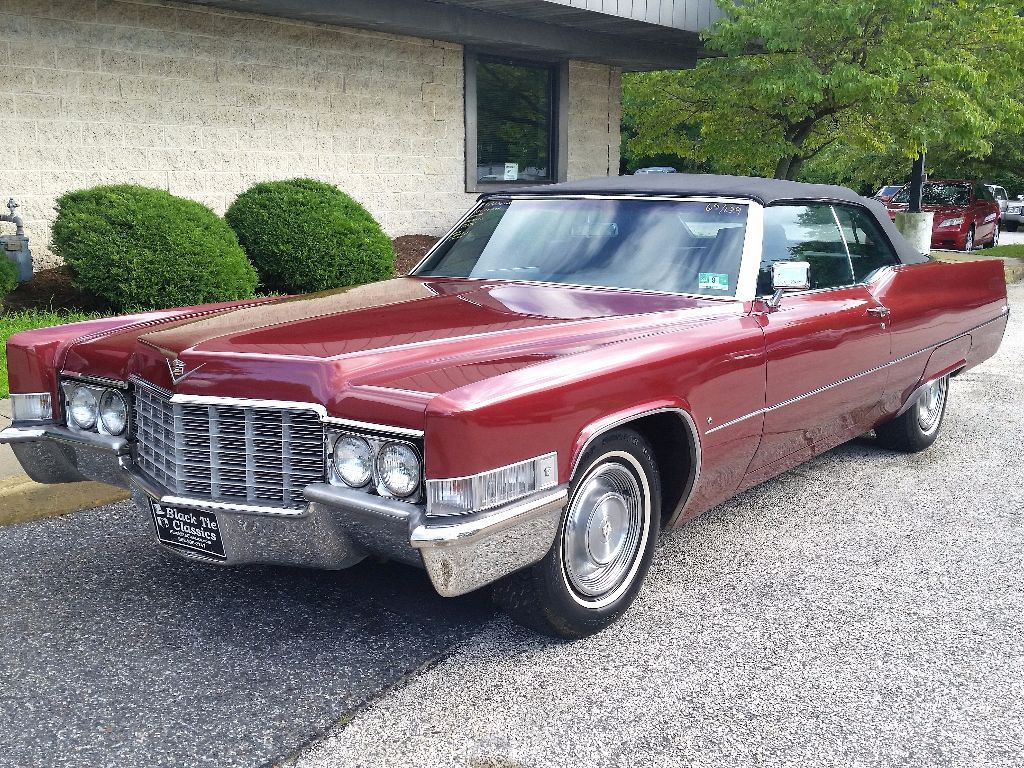 1969 CADILLAC SORRY JUST SOLD DEVILLE CONVERTIBLE For Sale | All ...