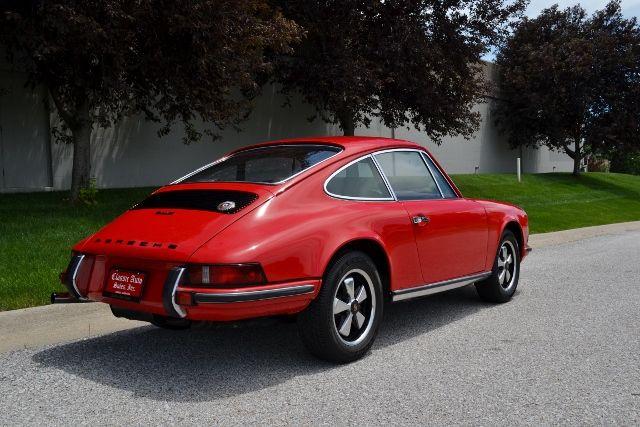 1969 PORSCHE 911 E COUPE 3