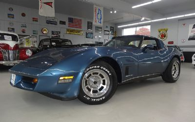 1980 Chevrolet Corvette Low Miles