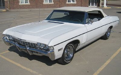 1968 Chevrolet Impala Convertible SS Clone