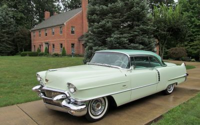 1956 Cadillac Coupe Deville Hardtop Coupe