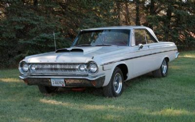 1964 Dodge Polara 426 MAX Wedge 2 DR HT