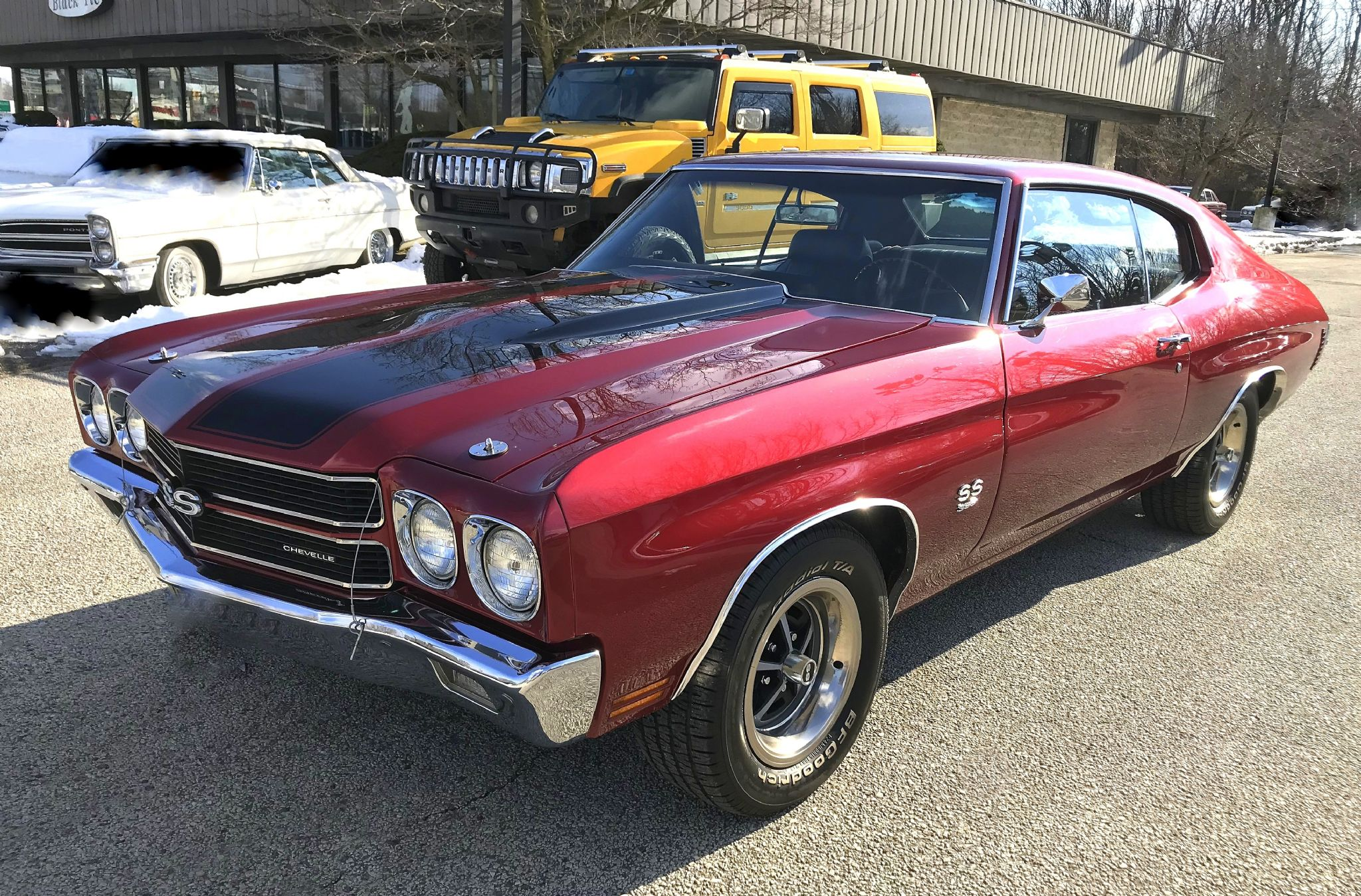 1970 CHEVROLET SORRY JUST SOLD!!! CHEVELLE
