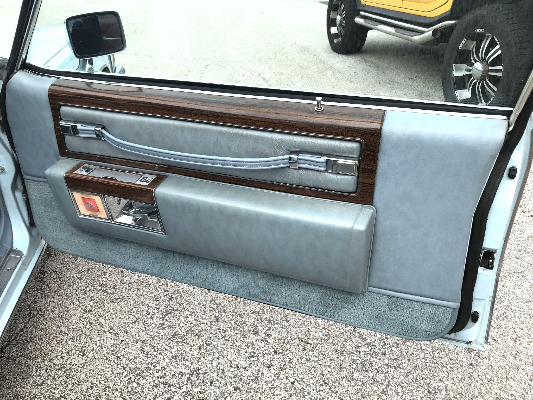 1978 Cadillac Coupe Deville Custom Half Top For Sale All Collector Sedan 4 Door 33