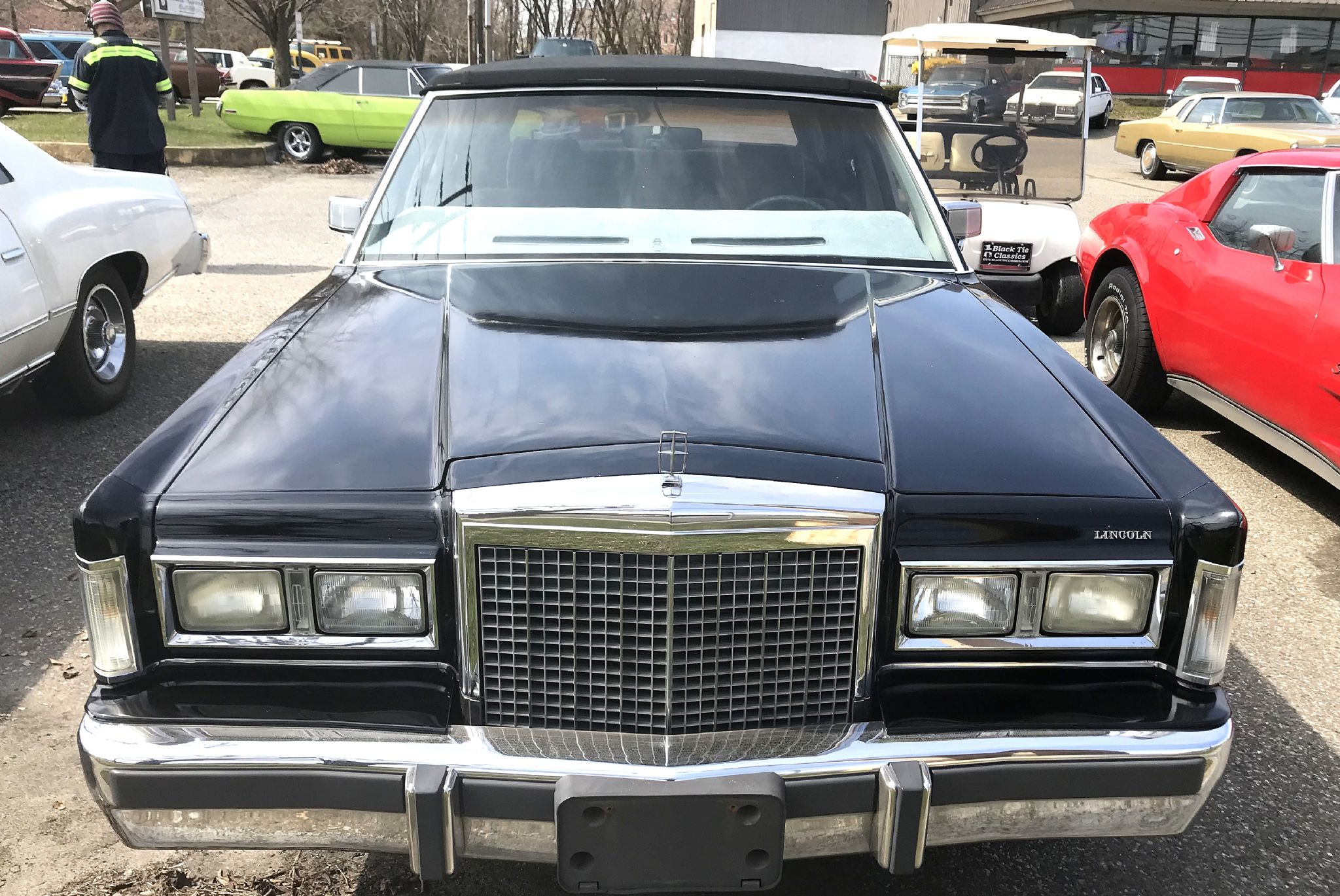 1987 Lincoln Town Car Signature Series For Sale All Collector Cars