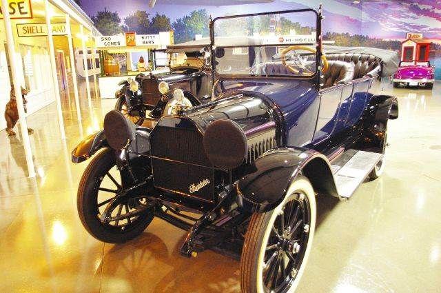 1915 Studebaker SD-Four