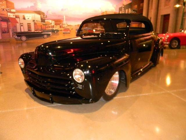1948 Ford Modified Hot Rod Roadster