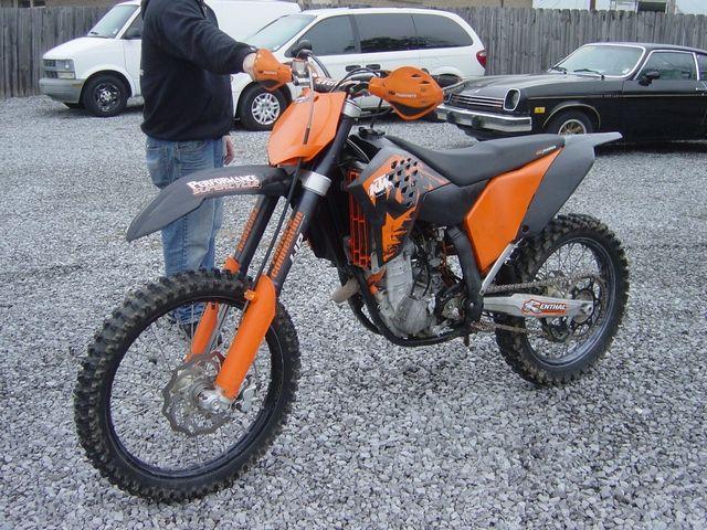 2007 KTM 250