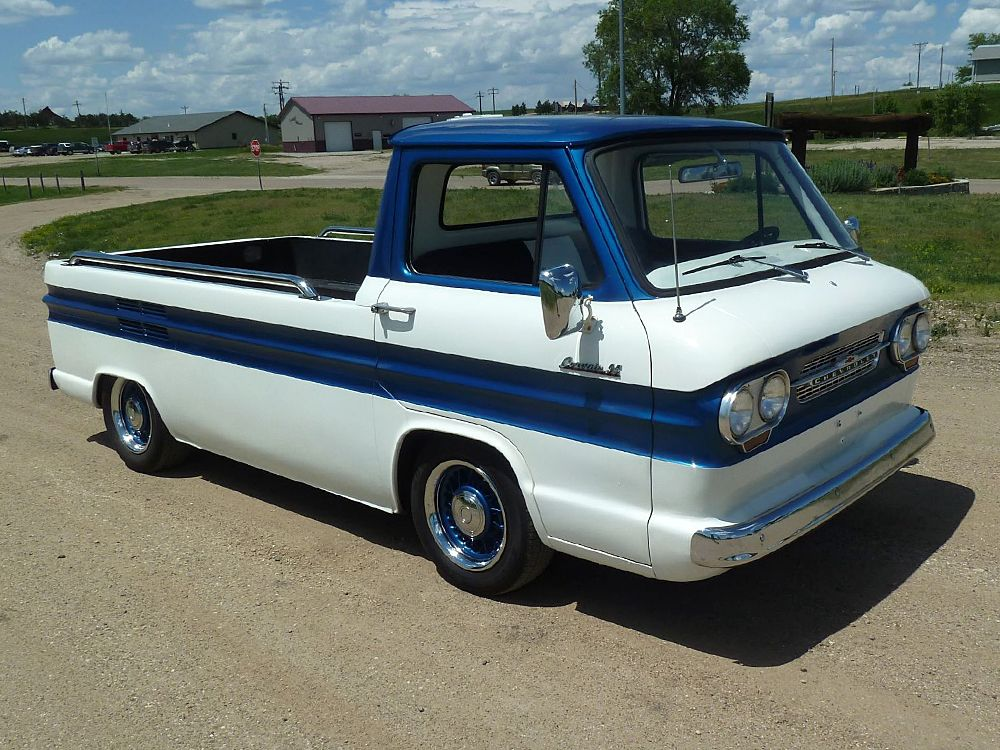 1962 CHEVY CORVAIR PICKUP