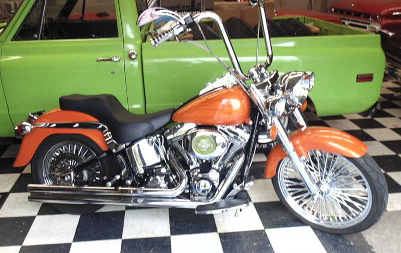 2000 HARLEY DAVIDSON FAT BOY
