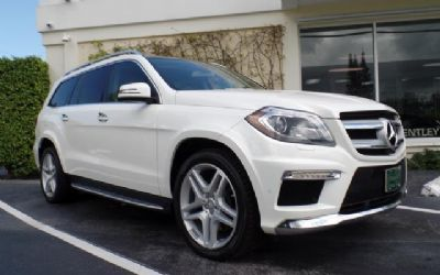 2014 Mercedes GL550 4-Matic