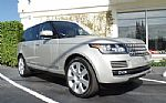 2013 Range Rover SuperCharged Thumbnail 1