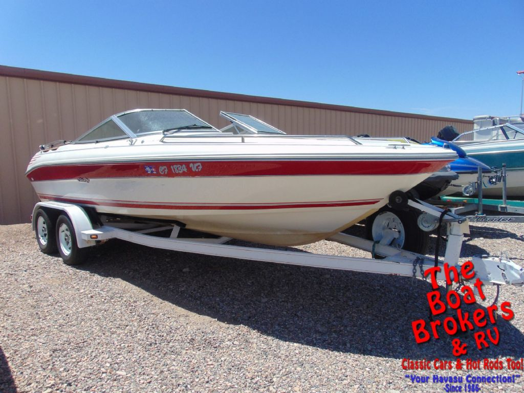 1993 sea-ray 200 Open Bow