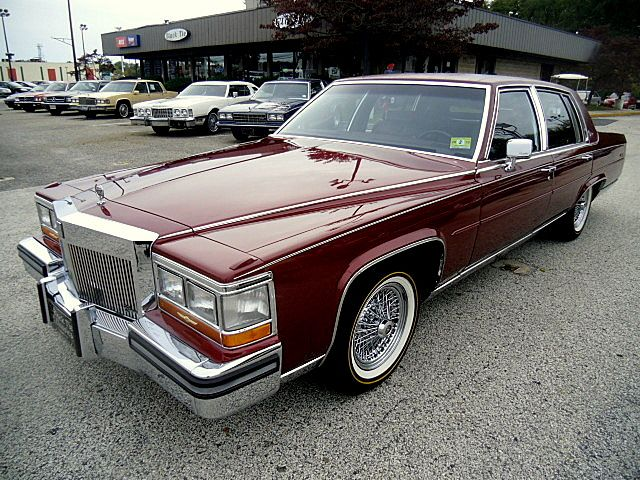 brougham original sale cadillac for sold just all fleetwood sorry
