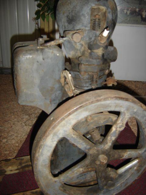 1926 antique monitor stationary engine antique stationary for Stationary motors for sale