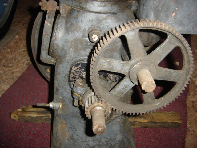 1926 ANTIQUE MONITOR STATIONARY ENGINE ANTIQUE STATIONARY ENGINE