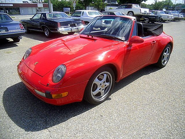 1995 PORSCHE 911 CARRERA SORRY JUST SOLD!!!!