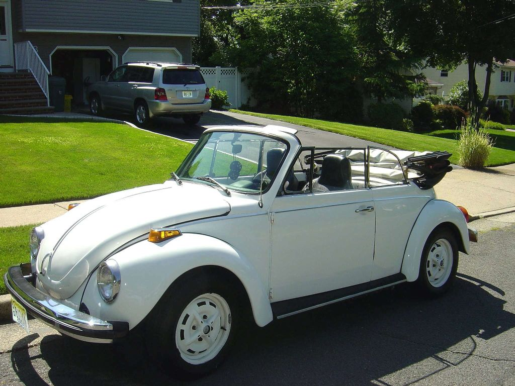 1974 VOLKSWAGEN SORRY JUST SOLD!!! CABRIOLET