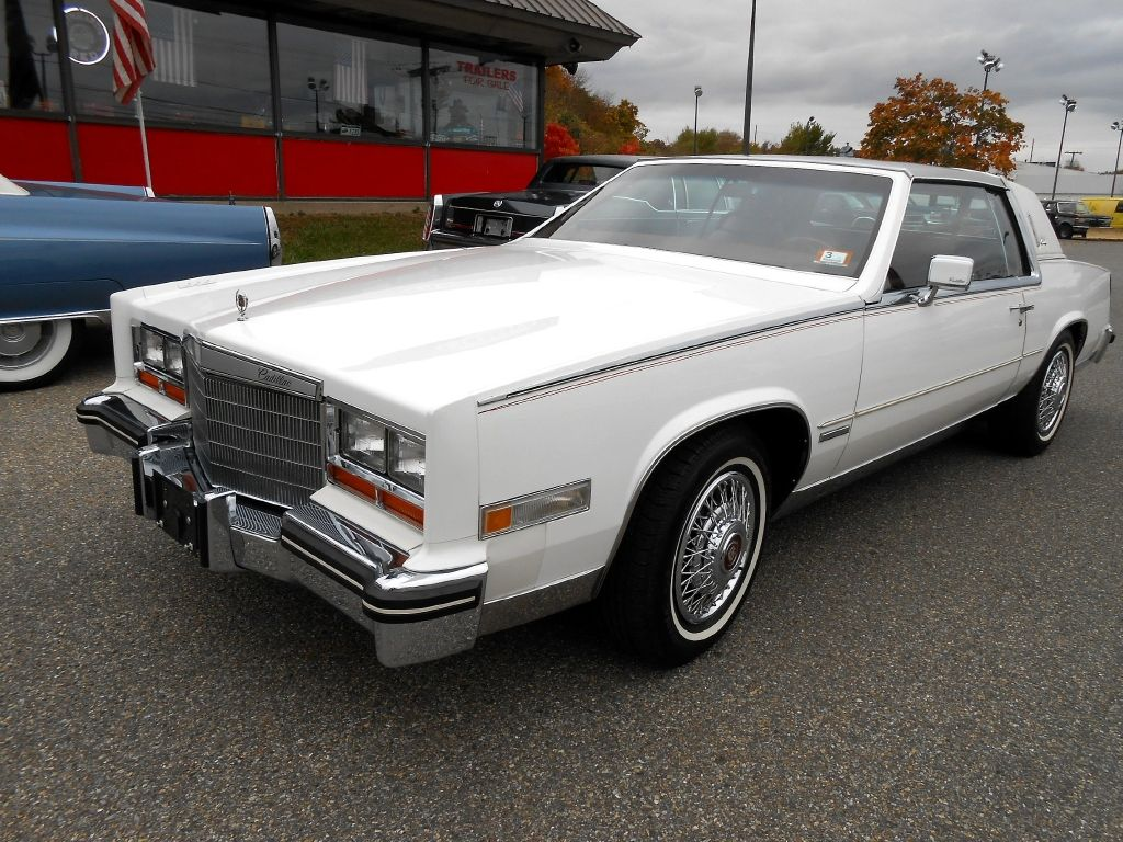 1982 Cadillac Eldorado Stanless Steel Top Sorry Just Sold