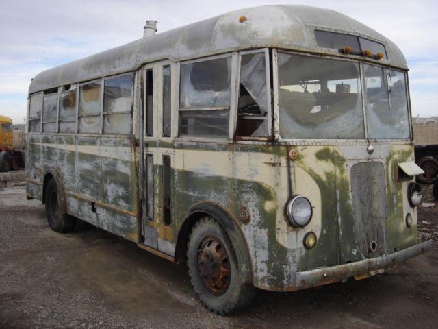 1938 GMC BUS