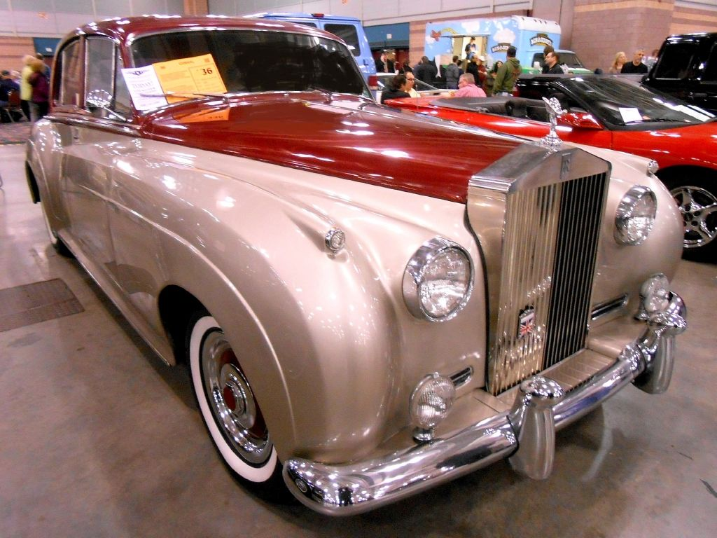 1960 ROLLS-ROYCE SORRY JUST SOLD!!! SILVER CLOUD II