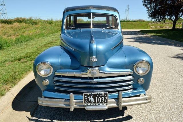1947 FORD WOODY WAGON 4