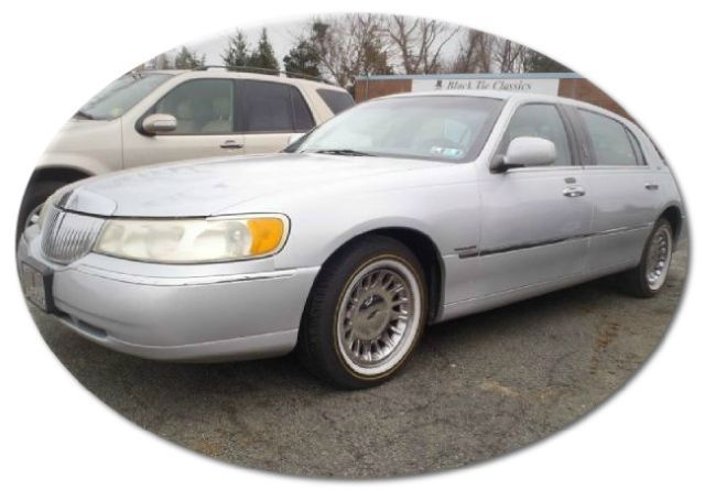 2001 Lincoln Town Car Cartier L For Sale All Collector Cars