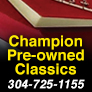 Champion Pre-Owned Classics
