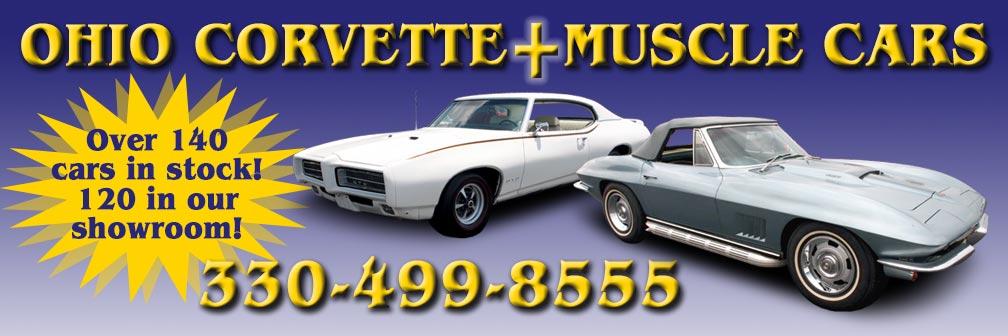 Ohio Corvette & Muscle Cars | AutaBuy.com