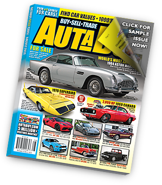 AutaBuy com | Muscle, Classic & Sports Cars For Sale